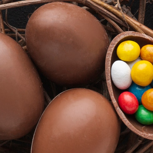 Histórica pascua sin huevos por el coronavirus