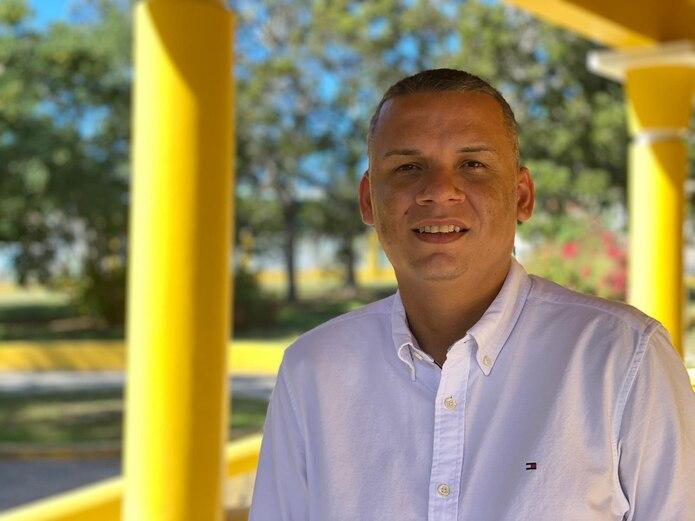 "Ismael ""Titi"" Rodríguez Ramos, alcalde electo de Guánica."