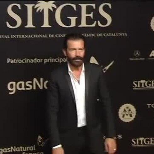 """Antonio Banderas presenta """"Autómata"""" en el Festival de Cine Fantástico de Sitges"""