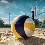 Suspenden los tres torneos de voleibol playero