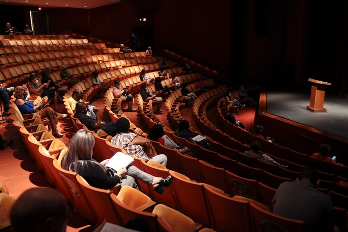 La Orden Ejecutiva vigente permite la apertura del 30% de capacidad de las salas del Centro de Bellas Artes Luis A. Ferré.