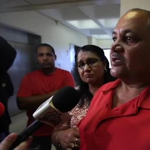 Padres de Alberto quieren ayudar a Sherly Ann