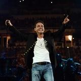Cómo la música ayudó a Marc Anthony a superar a tartamudez