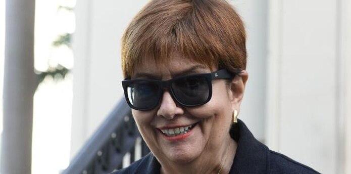 La jefa de la fiscalía federal, Rosa Emilia Rodríguez, también declaró sobre medidas disciplinarias contra el exempleado. (gerald.lopez@gfrmedia.com)