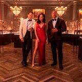 """Publican tráiler de """"Red Notice"""" con Dwayne Johnson, Gal Gadot y Ryan Reynolds"""