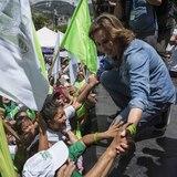 Guatemala podría tener su primera mujer presidenta este domingo