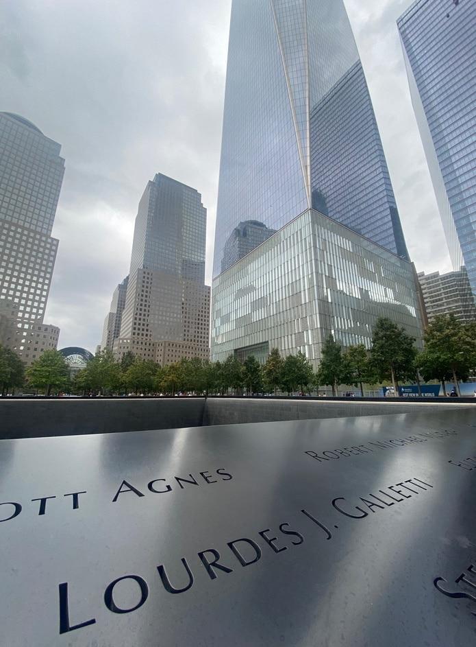 Díaz Pérez relató que anímicamente no se sentía preparada para asistir al vigésimo acto de recordación a las víctimas de S-11 que se lleva a cabo este sábado.