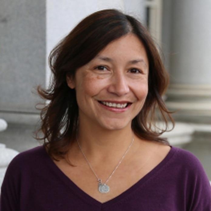 Julie Chávez Rodríguez.