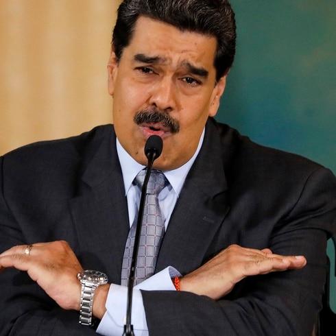 Nicolás Maduro se dirige a Venezuela con anuncio económico