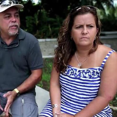 Entrevista a matrimonio que está sin trabajo por el cierre del gobierno federal