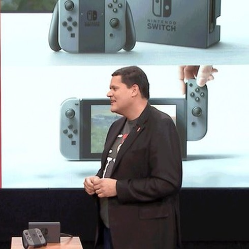 Más detalles del Nintendo Switch