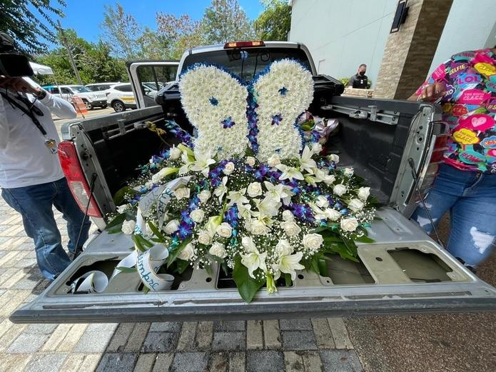 Los restos de la joven serán expuestos en la capilla Elta L. Ehret.