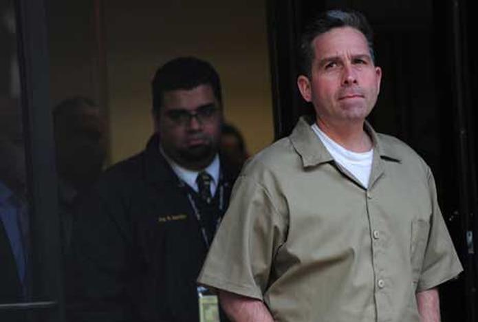El exsenador Jorge de Castro Font se declaró culpable esta tarde. (Archivo)