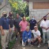 """Se unen para remodelarle la casa a """"Rayo Kid"""" en Villalba"""
