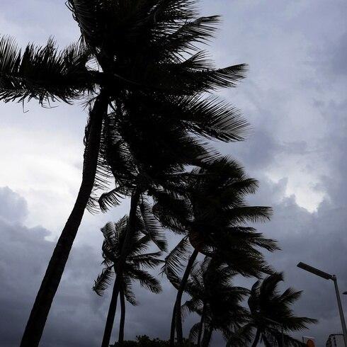 La hora del tiempo: la lluvia de hoy sería en el suroeste de la isla