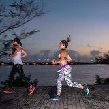Viento en popa la segunda edición del 'Tropikal Half Marathon'