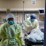 """Muerte de adolescente levanta advertencia de que el coronavirus """"no discrimina"""""""