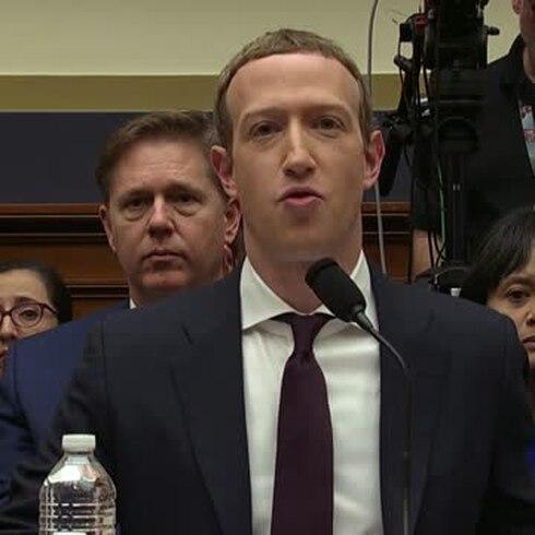 Ante el Congreso: Facebook, Amazon, Google y Apple