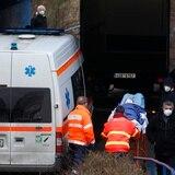 República Checa traslada enfermos de COVID-19 a otros países