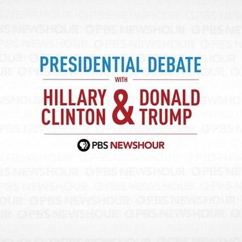 Mira el tercer debate presidencial