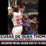 El peso de la fama que cargó y carga Michael Jordan