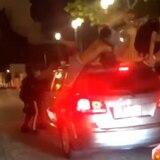 Querella por pandilla de jóvenes brincando sobre autos en el Viejo San Juan