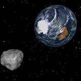 A salvo la Tierra del choque de un asteroide por 100 años