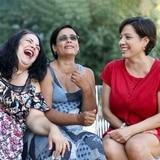 Tres mujeres boricuas se dan apoyo emocional en Italia