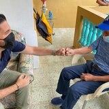 Sangermeño de 105 años pide a la ciudadanía no dejar de usar la  mascarilla