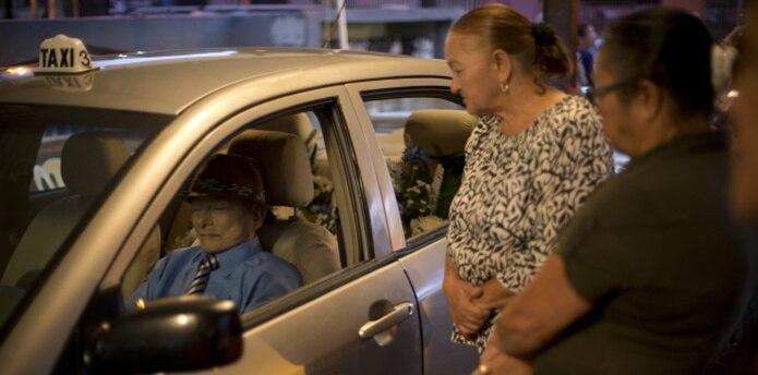 Generosa Pérez Torres, su hija, dijo a Primera Hora, que su papá murió de cáncer, el pasado viernes. (xavier.araujo@gfrmedia.com)