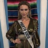 Madison Anderson gozando en Miss Universe 2019