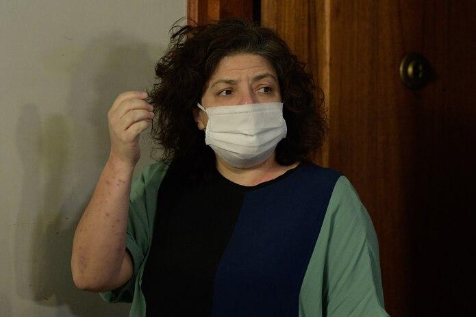 Vizzotti asumió el sábado pasado un día después que el presidente Alberto Fernández despidiera al entonces responsable del área, Ginés González García, al destaparse un escándalo por manejo discrecional de las inmunizaciones.