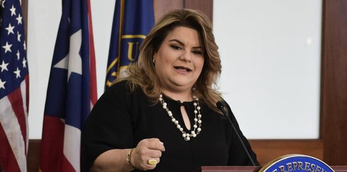 Jenniffer González, comisionada residente en Washington, D.C. (Archivo)