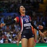 Shirley Florián es la primera selección del sorteo del Voleibol Superior Femenino