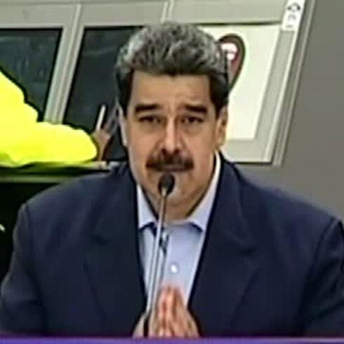 Maduro crea una comisión presidencial para prevenir el coronavirus en Venezuela