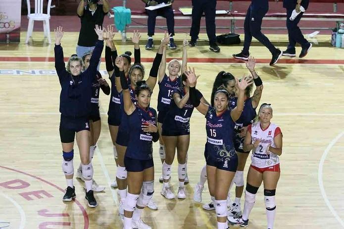 Las Criollas son ahora seis veces campeonas consecutivas de la LVSF.