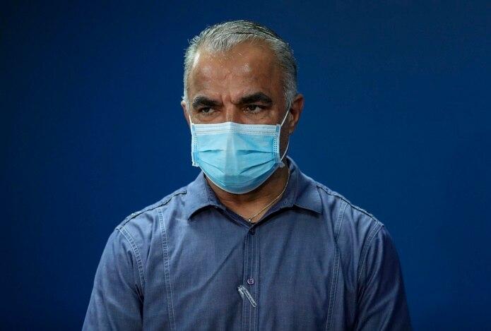 El secretario de Salud, Lorenzo González Feliciano. (GFR Media)