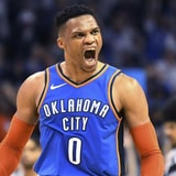 'Triple-doble' de Westbrook en el triunfo de OKC