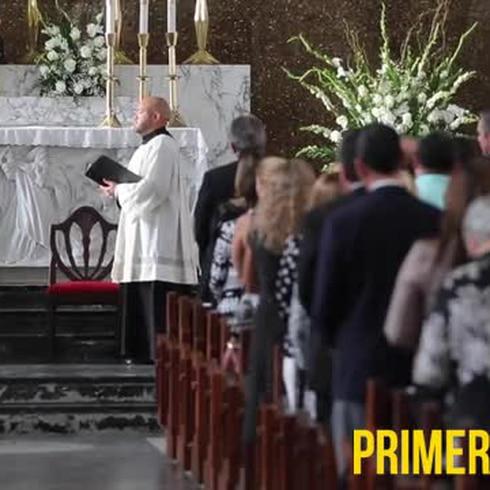 Realizan misa de recordación por la progenitora del gobernador