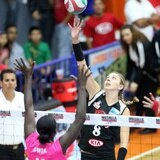 Mancuso lidera las anotaciones del Voleibol Superior Femenino
