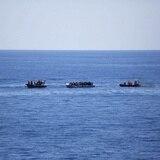 Barco rescata y devuelve a Libia a más de 270 migrantes