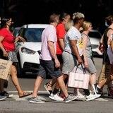 Ventas minoristas en Estados Unidos suben pese a mayores precios