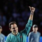 Roger Federer no piensa en el retiro