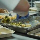 Nos colamos en la cocina de la burbuja del BSN