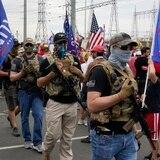 Militantes armados causan temor en centros de recuento en EE.UU.