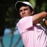 Productiva segunda ronda para el golfista Edward Figueroa