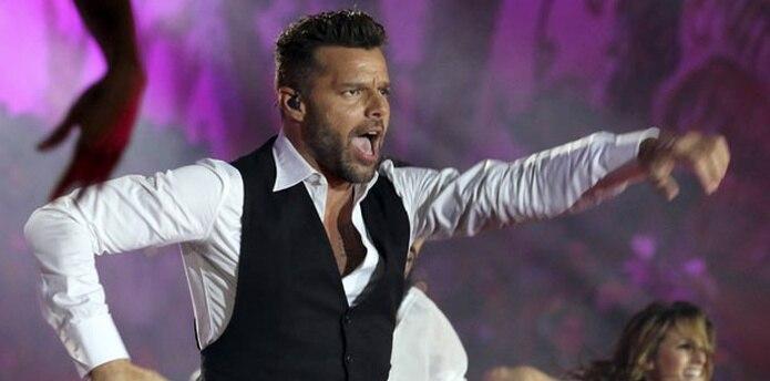 Martin está nominado en la categoría de Mi artista pop rock y comparte la categoría con Maná, Enrique Iglesias, Camila y Alejandra Guzmán. (Archivo)