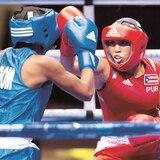 Tres boxeadores boricuas, incluyendo a Kiria Tapia, no han podido regresar a Puerto Rico debido a positivos a COVID-19