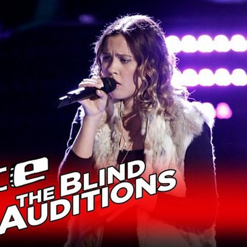 Hija de actriz de Full House audiciona en The Voice