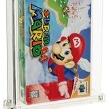 Subastan videojuego Super Mario 64 en $1.56 millones